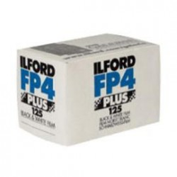 Ilford FP4 Plus 36