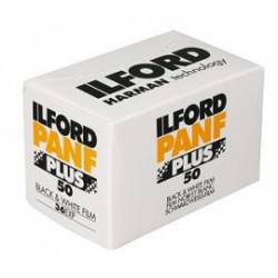 Ilford PanF Plus 36