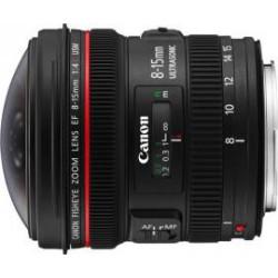 Canon EF 8-15/4 L Fisheye USM