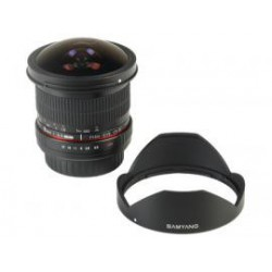 Samyang 8/3.5 Aspherical IF MC Fish-eye CS II Canon