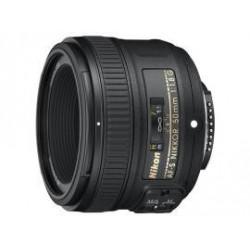 Nikon AFS 50/1.8 G