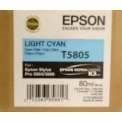 Epson T5805 - Light Cyan