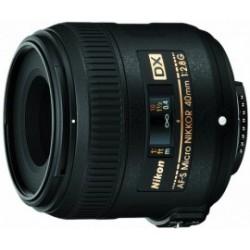 Nikon AFS 40/2.8G DX Micro