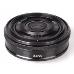 Sony E 20mm/2.8