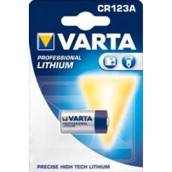 Varta Pile CR123A