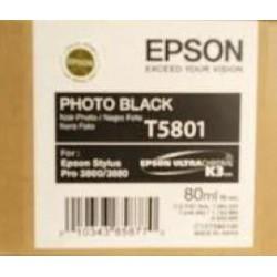 Epson T5801 - Photo Black