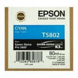 Epson T5802 - Cyan