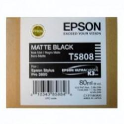 Epson T5808 - Matte Black