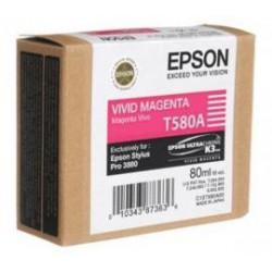 Epson T580A - Vivid Magenta