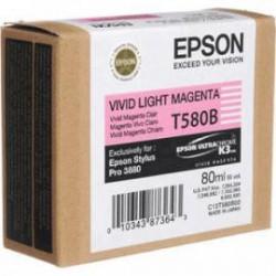 Epson T580B - Vivid Light Magenta
