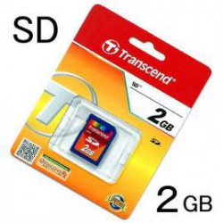 Transcend Carte SD 2Go