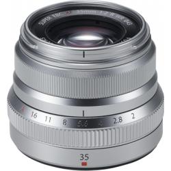 Fujifilm Fujinon XF 35/2 R WR Silver
