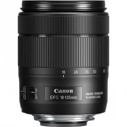 Canon EFS 18-135/3.5-5.6 IS STM
