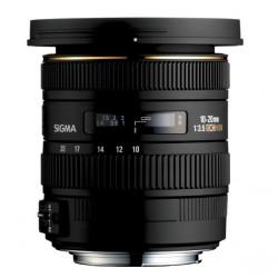 Sigma DC 10-20 / 3.5 EX HSM monture Nikon