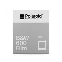 Polaroïd Films Noir&Blanc 600