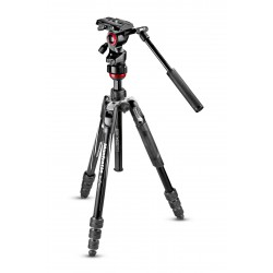 Manfrotto BEFREE Live Twist Carbone