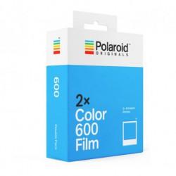 Polaroïd Films Couleur 600 bi Pack