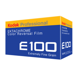 Kodak Ektachrome E100 36p