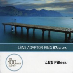 Lee Filters Bague Grand Angle pour objectif 67mm