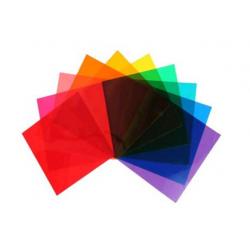 Elinchrom Filtres couleurs x10 (21cm)