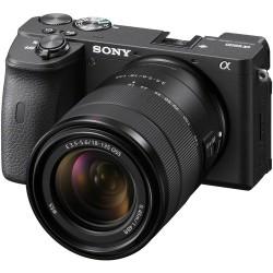 Sony A6600 Noir Boitier Nu