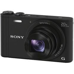 Sony Cybershot WX350 Noir