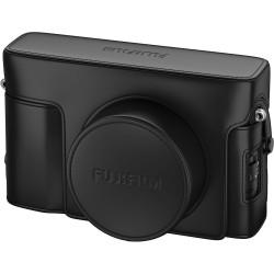 Fujifilm Etui Cuir LC-X100V Noir