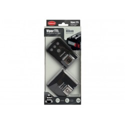 Hahnel VIPER TTL Remote et flash trigger Nikon