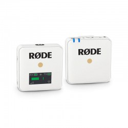 Rode Wireless Go Blanc