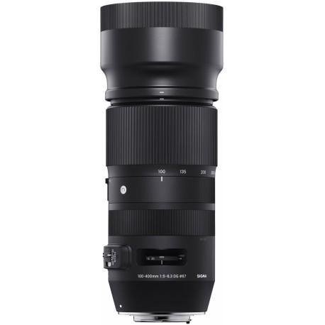 Sigma 100-400/5-6.3 DG OS HSM Contemporary - SONY FE/E Précommande