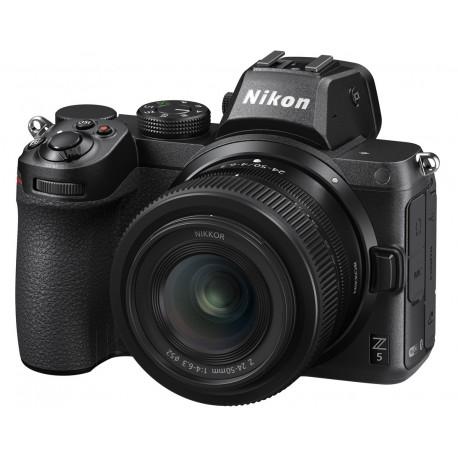 Nikon Z5 + Z 24-50/4-6.3 S Garanti 5 Ans