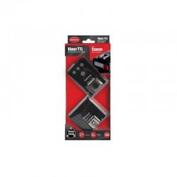 Hahnel VIPER TTL Remote et flash trigger Canon
