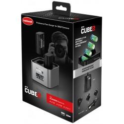 Hahnel Pro Cube 2 CANON Chargeur Double