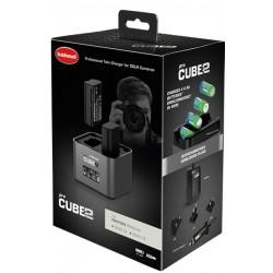 Hahnel Pro Cube 2 NIKON Chargeur Double