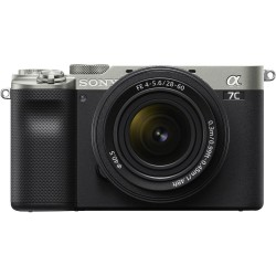 Sony A7C + 28-60/4-5.6 SILVER Garanti 5 Ans Précommande *