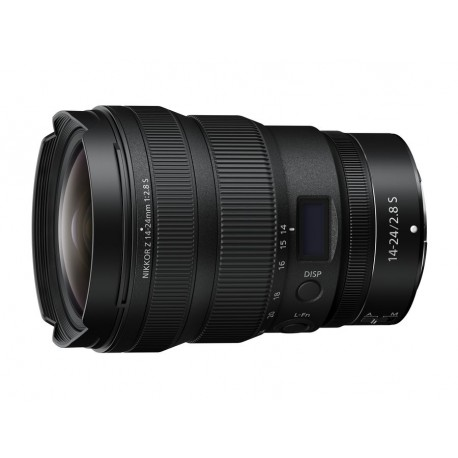Nikon Z 14-24/2.8 S Précommande