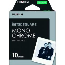 Fujifilm Films Instax Square 1x10 Monochrome
