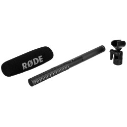 Rode Microphone NTG 2 Micro directionnel XLR