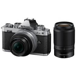 Nikon Z fc + Z 16-50/ VR + 55-250 vr Garanti 5 ans Précommande *
