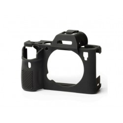 easyCover Protection silicone noir pour Sony A7III / A9 / A7RIII