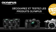 Olympus Test and Wow